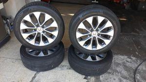 Honda wheel's 17's for Sale in Los Angeles, CA