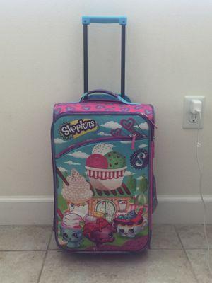 SHOPKINS kid luggage for Sale in Delray Beach, FL
