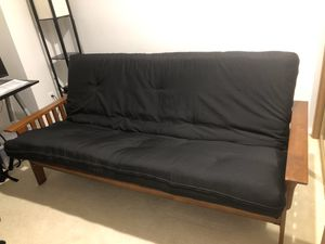 Navy futon for Sale in Seattle, WA