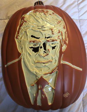 Donald Trump Halloween Trumpkin for Sale in Hacienda Heights, CA