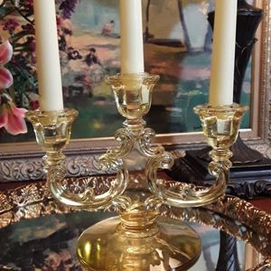Vintage Candlestick/Candelabra for Sale in Greensboro, NC
