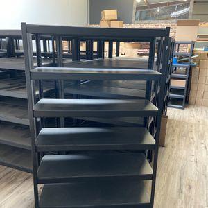 Industrial Racks (black) for Sale in Huntington Beach, CA