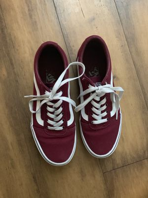 Vans ! Women's size 7.5 for Sale in San Diego, CA