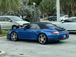 Wheels Porsche 911 rims set 4 piece with tires turbo for Sale in Fort Lauderdale, FL