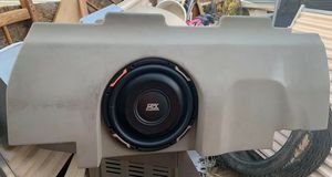 """85$ sub Mtx shallow 10"""" ford 150 4doors. 2000 to 2006 for Sale in Phoenix, AZ"""