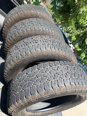 GoodYear All Terrain Tires for Sale in Fresno, CA