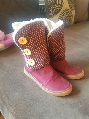 Girls boots size 2 for Sale in Melrose Park, IL