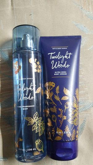 BATH AND BODY WORKS- TWILIGHT WOODS for Sale in Stanton, CA