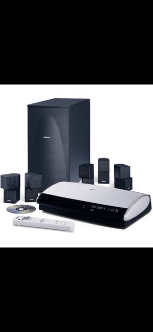 Bose Lifestyle 32 Superior Entertainment Sound System for Sale in Gaithersburg, MD
