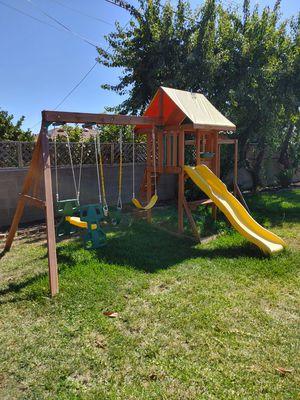 Kid craft Tree house swing set for Sale in El Monte, CA