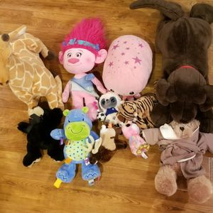 Stuffy Toy Animal Lot for Sale in Aurora, CO
