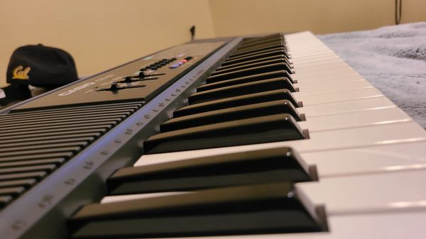 Casio CTK-100 Keyboard