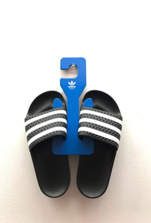 Adidas Slides Youth 4 Women's 6 (made in italy) for Sale in Land O Lakes, FL