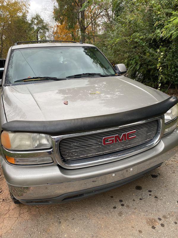 Chevy survurban or GMC Yukon doors and parts