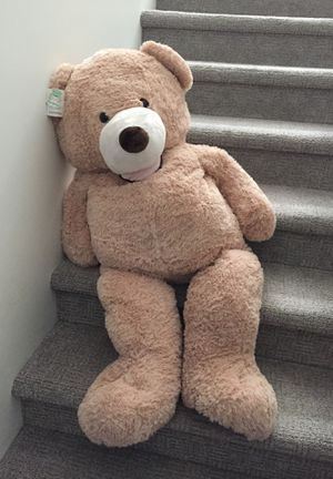 New with Tags 4' Tall Stuffed Bear for Sale in Phoenix, AZ
