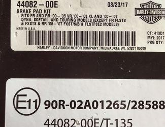 Harley Davidson brake pads for Sale in Prineville,  OR
