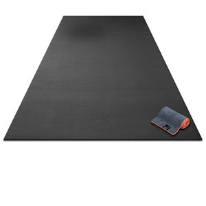 Huge 10' x 4' Exercise Mat - High Durability Rubber for Sale in San Diego, CA