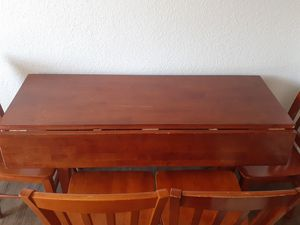 Dining Table with Leaf for Sale in Nashville, TN