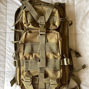 Military Backpack- Size: Small for Sale in Lynnwood, WA