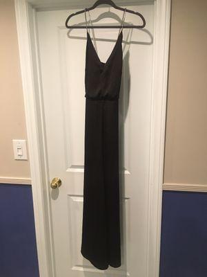 Long Black Formal Dress for Sale in Tustin, CA