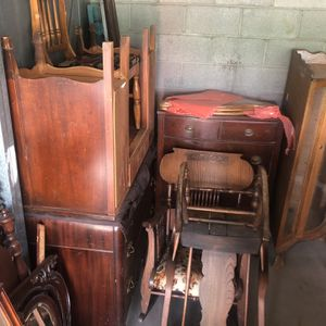 Various Antique Furniture Pieces for Sale in Tempe, AZ