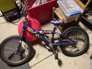 "16"" girls trek bicycle kids child bike toddler for Sale in Springfield, VA"