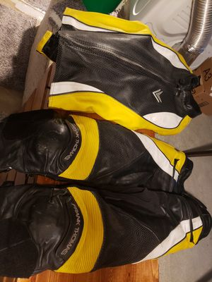 Motorcycle jacket and pants for Sale in Salt Lake City, UT