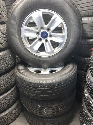 Ford f150 rims for Sale in Whittier, CA