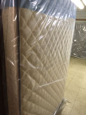 Brand new plush king size mattress for Sale in West Columbia, SC