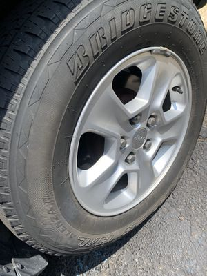 2013 Jeep Grand Cherokee rims for Sale in Troy, MI