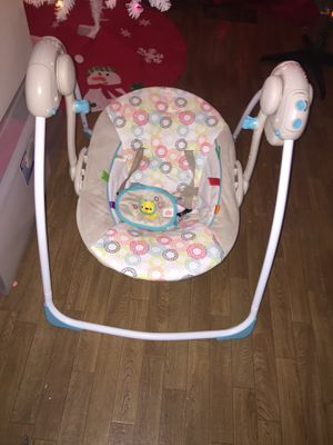 Baby swing for Sale in Suffolk, VA