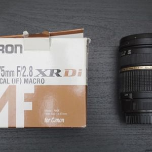Tamron 28-75mm F2.8 For Canon *New* for Sale in Brooklyn, NY
