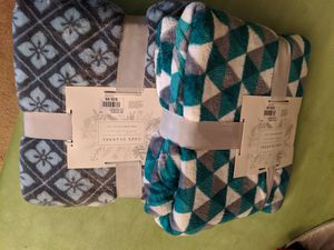 Throw blankets (New) for Sale in Vallejo, CA