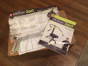 AB Doer home gym for Sale in Bellevue, PA