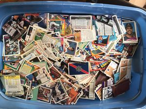 Huge Box of Baseball Cards for Sale in Floral Park, NY