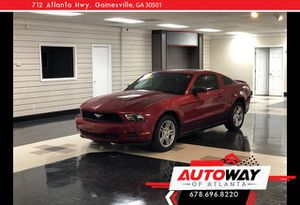 2010 Ford Mustang for Sale in Gainesville, GA