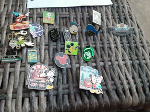 Disney pins for sale for Sale in Beverly Hills, CA