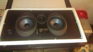Polk audio lci-rts105. Thx for Sale in Vancouver, WA