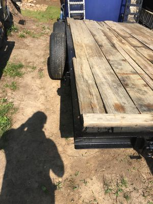 Trailer 7 by 14 for Sale in Durham, NC