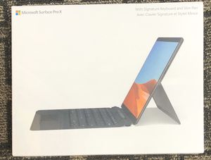 Brandnew Microsoft Surface Pro X Wifi+LTE for Sale in Edgewater, NJ
