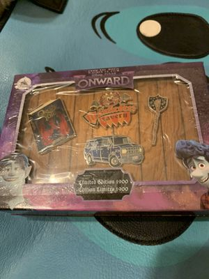 Disney onward pin set for Sale in Peoria, AZ