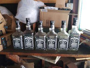 Empty Jack Daniels Bottles for Sale in Bellflower, CA