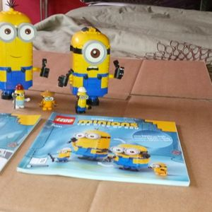 Lego Minions for Sale in Brentwood, MD