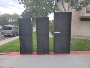 3 bookshelves for Sale in San Diego, CA