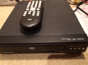 Magnavox DP100MW8B Progressive scan DVD player **WITH REMOTE** For RV Etc for Sale in Reading, PA