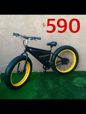 Sondors electric bike w/ Charger. Ready to ride. for Sale in North Tustin, CA