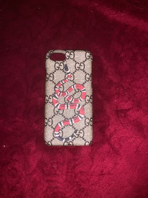Gucci iPhone case 7-8 for Sale in Fort Hunt, VA