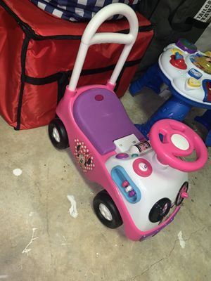 Girl toy car for Sale in Crofton, MD