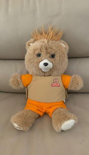 Original Teddy Ruxpin for Sale in SEATTLE, WA