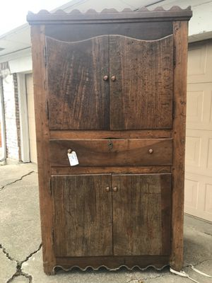 Antique Cabinet for Sale in Dallas, TX